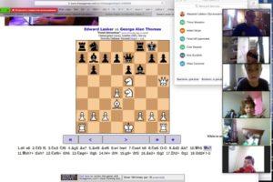 Шахматная студия «Белая ладья»