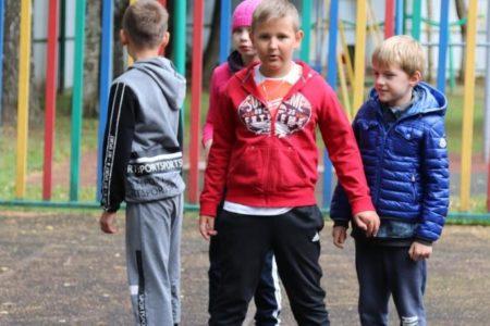Веселые старты в начальной школе