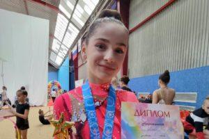 Поздравляем Суворову Анну!!!