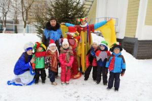 «Масленицу встречаем, зиму провожаем!» Праздник «Проводы зимы» в детском саду