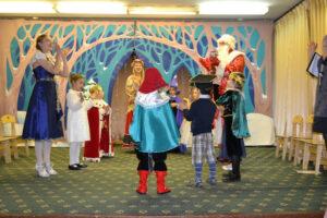«Снегурочка ждет гостей» Новогоднее приключение в детском саду