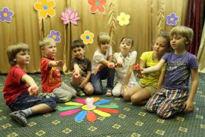 «Игра – учение и развлечение» – тематическая неделя в детском саду