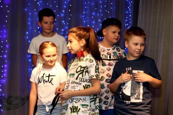 Новогодний праздник (5 класс)