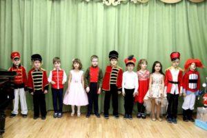 Новогодний праздник (1 класс)